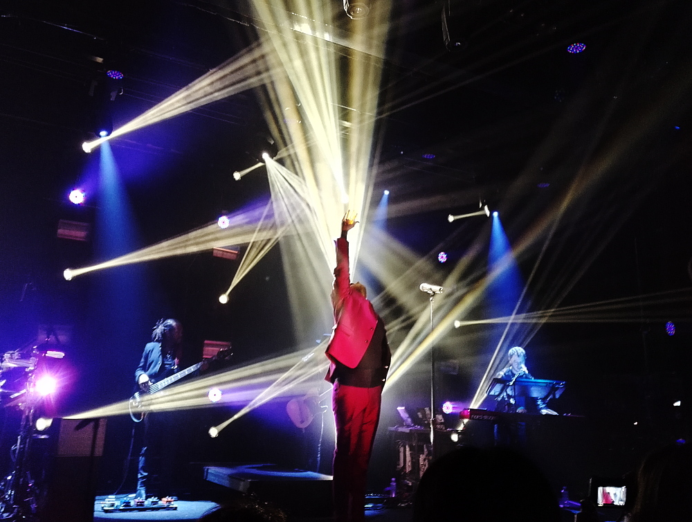 Adam Lambert Nagoya TOHtour アダム・ランバート 名古屋
