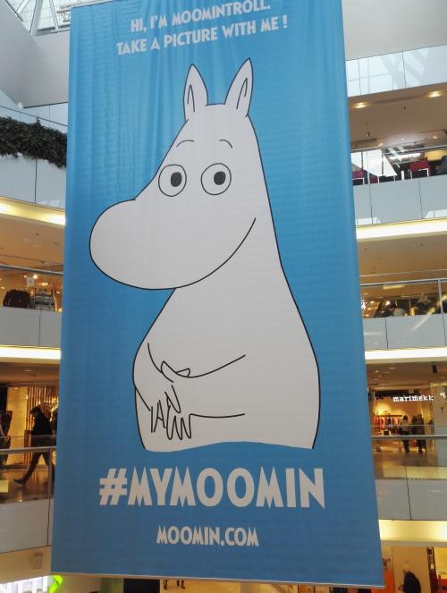 ムーミン フィンランド ヘルシンキ Forum Muumi