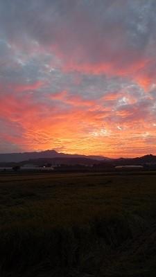 2015.10.15朝焼け5