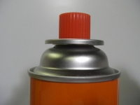 ガス缶スタンド09