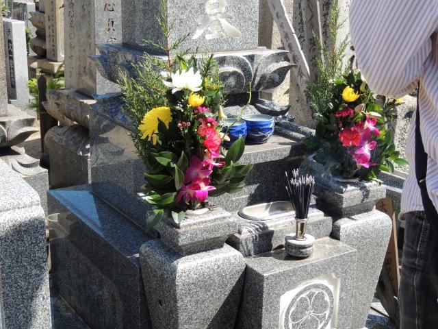 N6519墓参