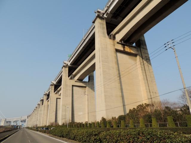 N7334瀬戸大橋の橋脚