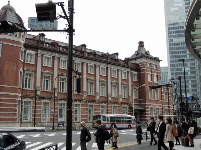 N7597東京駅