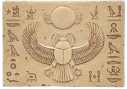 虫 エジプト 象徴 復活 の