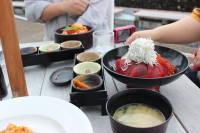 赤富士丼&ベスト丼♬