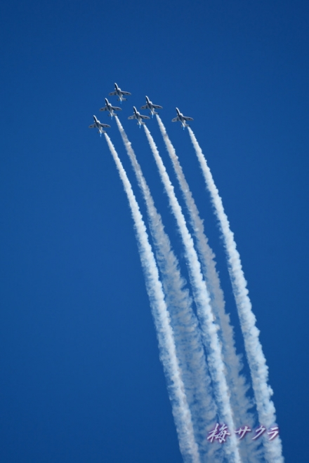 入間航空祭2ブルーインパルス(9-1)変更済