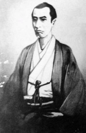 吉田松陰肖像①