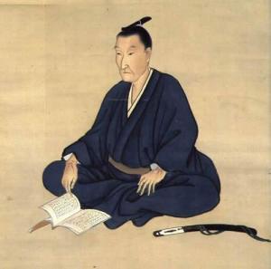 吉田松陰肖像②
