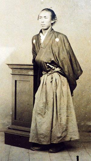 坂本龍馬肖像