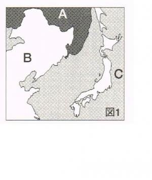 日本周辺図①