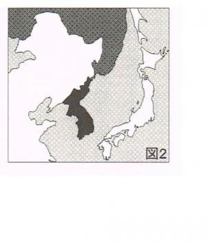 日本周辺図②