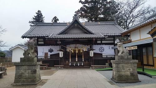 201603上田城真田神社1