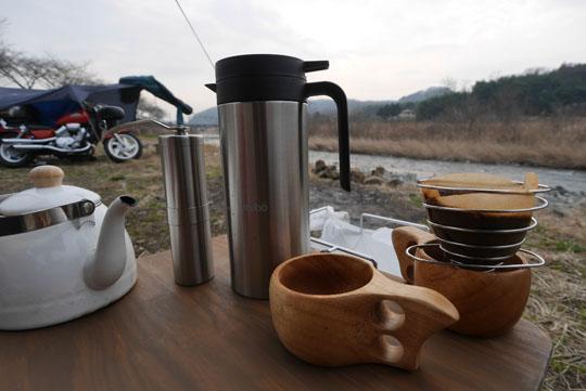 06新しいコーヒーポット
