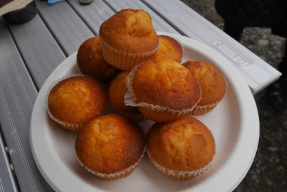 15カップケーキ