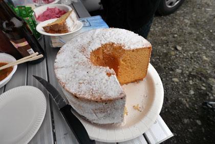 14シフォンケーキ