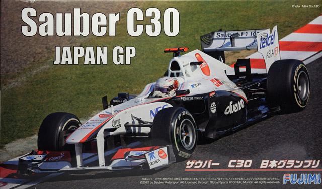 8885 ザウバー C30 日本GP 640×376