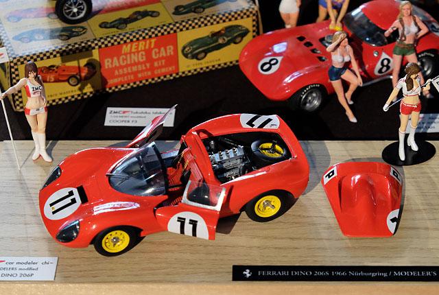 9341 フェラーリ ディノ 206P 640×430
