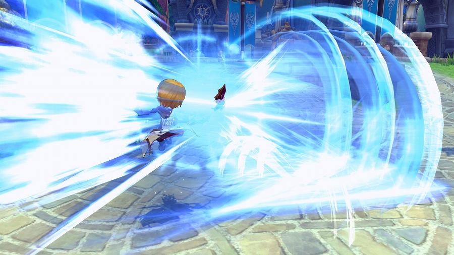 基本無料のハンティングファンタジーオンラインゲーム『ハンターヒーロー』  新職業「アーチャー」の情報を公開