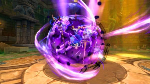 基本無料のー¥新作ファンタジーオンラインゲーム『星界神話 -ASTRAL TALE-』 新星霊ガイアとトトがギルドボスとして登場