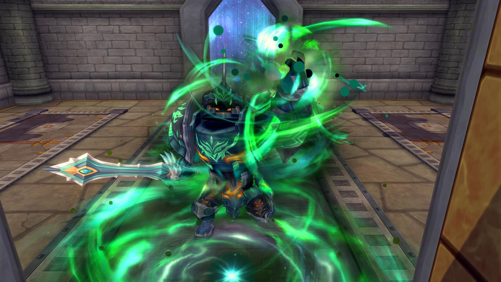基本無料の新作ファンタジーオンラインゲーム『星界神話 -ASTRAL TALE-』  12月8日(火)に敵を弱体化させる新職業「学者」を実装‼