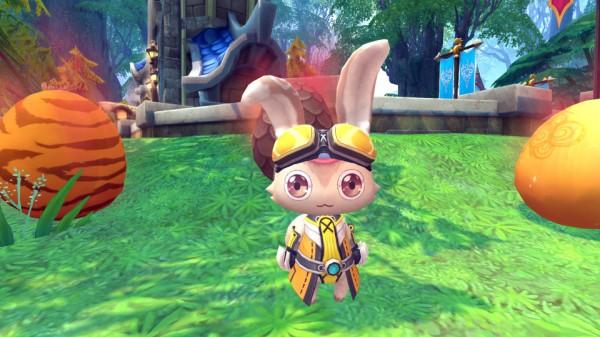 基本プレイ無料のハンティングファンタジーオンラインゲーム『ハンターヒーロー』  イベント「腹ペコな流狼のブブリ」を12月3日(木)に開催