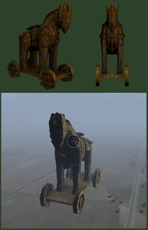 基本プレイ無料の大規模空戦オンラインゲーム『ヒーローズインザスカイ』 トロイの木馬レイドを開放だ!マジックフラワードロップイベントも実施