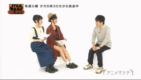 【1週間限定】アニメマシテ 2015年11月2日(月)放送分(MC:千菅春香×愛美)