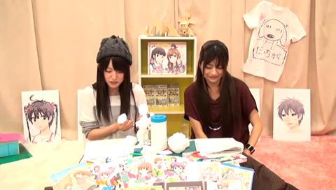【出演:明坂聡美、小松未可子】TVアニメ「だんちがい」延長ニコ生