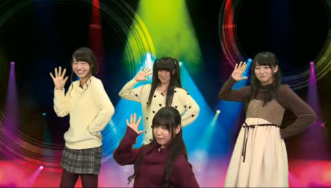 TVアニメ「えとたま」ニコニコ生放送 干支~ク!【THE END OF 2015干支娘】