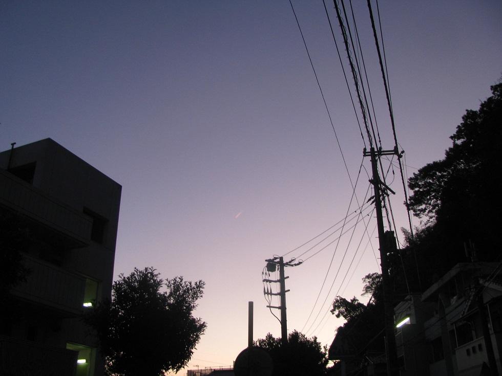 IMG_0924或る日の夕暮