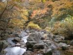 安達太良渓谷(3)