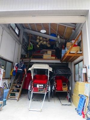 160410 人力車の車庫