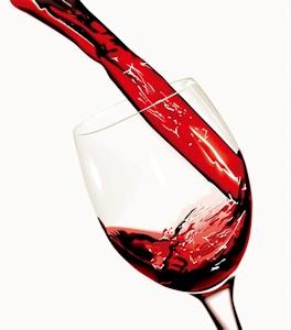 赤ワインのイメージ