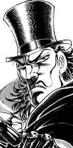 魔術師モードの男爵ディーノ