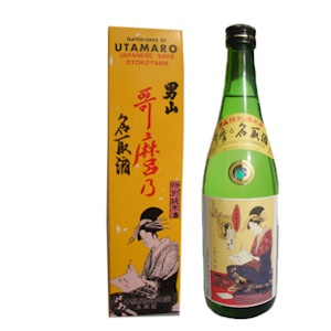 歌麿乃名取酒