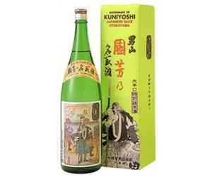 男山 国芳乃名取酒