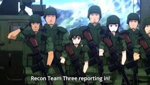 第3偵察隊