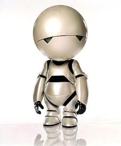 憂鬱ロボットマーヴィン