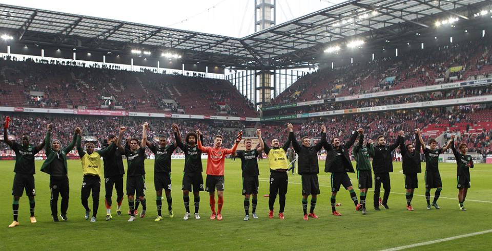 Sieg in Köln Hannover 96 gewinnt beim FC mit 10