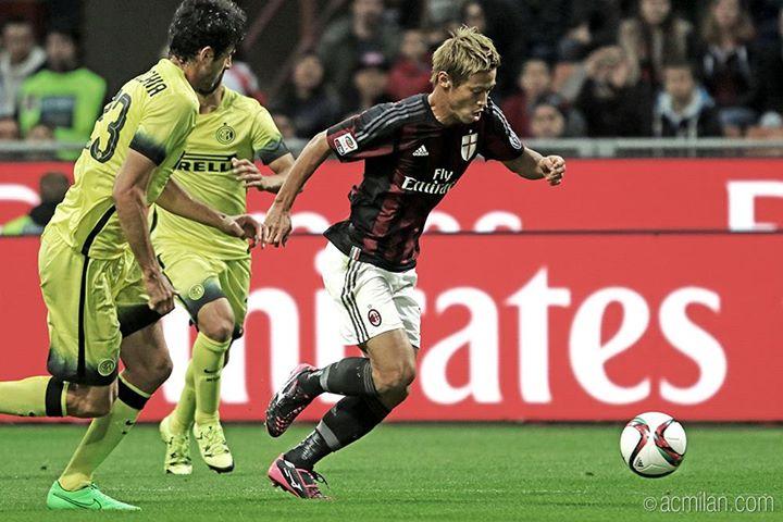 Trofeo Berlusconi, Milan-Inter 0-1 honda