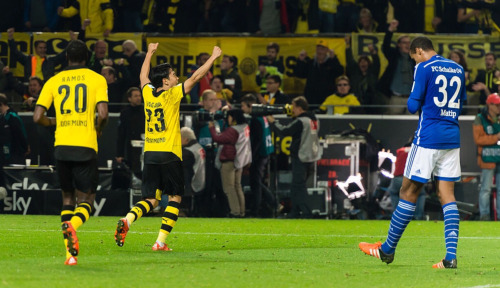THATS IT DERBY winner Borussia Dortmund BVB 3_2 S04