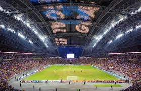 singapore iconic National Stadium