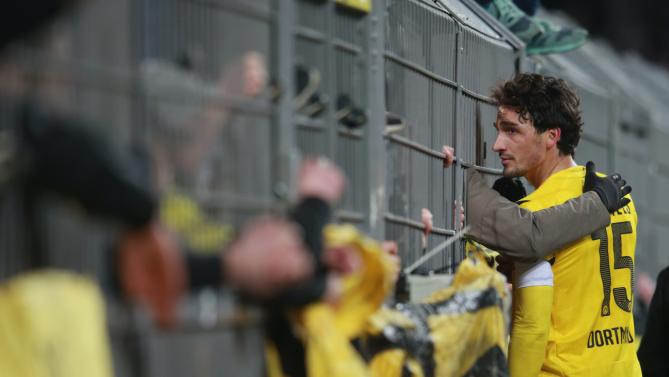 Borussia Dortmund crisis hits new low as fans confront players