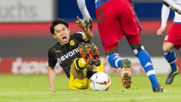 1-3 in Hamburg kagawa
