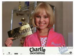 golden ticket to the wonka factory