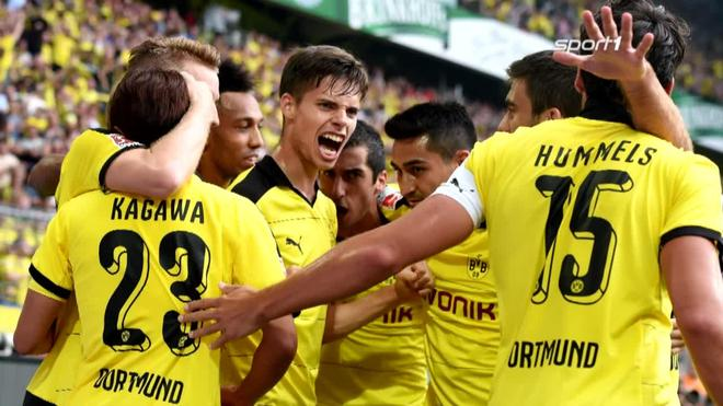 Julian Weigl Borussia Dortmund transfermarkt