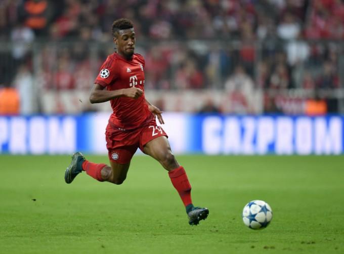 Kingsley Coman FC Bayern transfermarkt