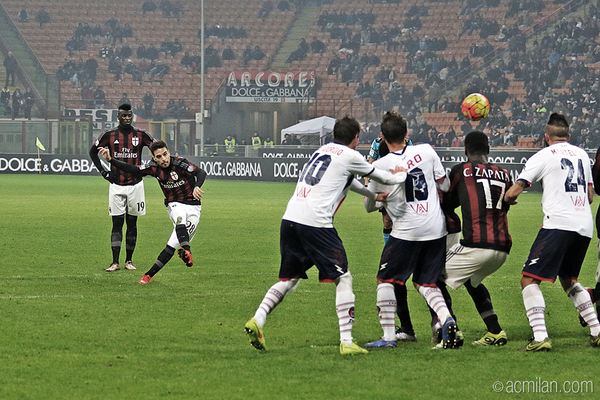pic of the 2-1 goal scored by Bonaventura