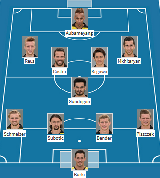 VfL Wolfsburg - Borussia Dortmund_123