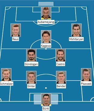 VfL Wolfsburg - Borussia Dortmund_127